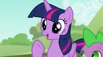 Twilight --an outside eye can really help!-- S6E10