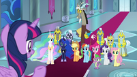 """Twilight Sparkle """"possible without all of you"""" S9E24"""