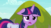"Twilight confused ""you're not?"" S9E5"