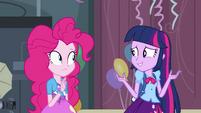 """Twilight shrugging """"maybe?"""" EG"""