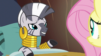 """Zecora """"regret is not what you should feel"""" S7E20"""