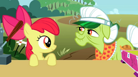 Apple Bloom and Granny Smith S2E15