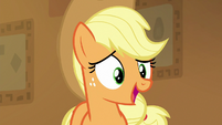 "Applejack ""this could be fun"" S7E2"