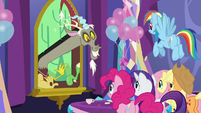 """Discord """"going to be so exciting!"""" S7E1"""