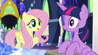 """Fluttershy """"where are we going?"""" S5E23"""