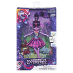Legend of Everfree Crystal Wings Twilight Sparkle packaging