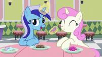 Minuette -when she heard you were the Princess of Friendship!- S5E12