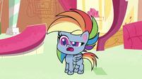 """Rainbow Dash """"that makes no sense"""" PLS1E2a"""