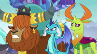 Rutherford, Ember, and Thorax offended S8E2