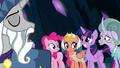 S07E26 Star Swirl chwali pomysł Twilight