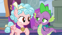 Spike -anything else is a piece of cake- S8E25