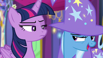 "Trixie ""Twilight gave me a second chance"" S6E6"