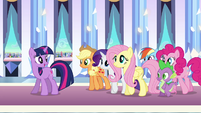"""Twilight """"That's why we're ALL here!"""" S3E01"""