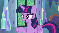 "Twilight ""as a mentor and a friend"" S7E1"