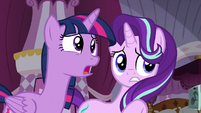 """Twilight Sparkle """"for what?"""" S7E14"""