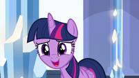"""Twilight Sparkle """"how do you know Spike?"""" S6E16"""