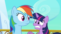 Twilight about to panic S03E12