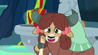 """Yona """"yaks know things not forever"""" S9E3"""