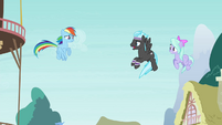 """Cloud Chaser """"we can't connect the breeze"""" S4E16"""