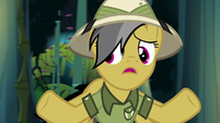 """Daring Do """"to face without a map"""" S9E21"""