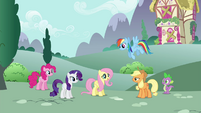 Fluttershy 'I'm sure Discord will catch Tirek' S4E26