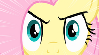 Fluttershy does the Stare S4E07