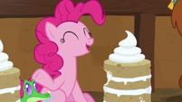 "Pinkie Pie ""perfect balance of vanilla extract"" S7E11"