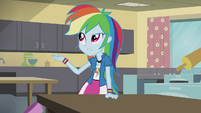 "Rainbow Dash ""most people don't know"" EG2"