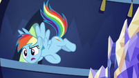 "Rainbow Dash ""we're Twilight's best friends!"" S5E3"
