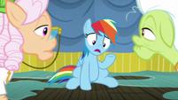 Rainbow Dash -now it's too late- S8E5