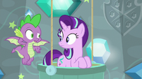 """Spike """"I don't think magic is the answer"""" S8E15"""