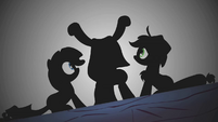 The Headless Horse silhouette 1 S01E08
