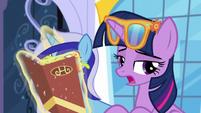 Twilight --no idea that party was so important-- S5E12