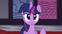 Twilight Sparkle determined S4E01