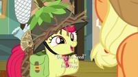 "Apple Bloom ""make all the apples ripe"" S9E10"