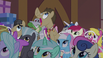 Dr. Hooves ecstatic S5E9