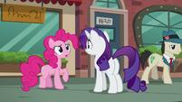 Pinkie --Every year, Maud's...-- S6E3