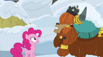 Prince Rutherford -yaks can make this work!- S7E11