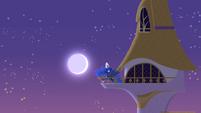 Princess Luna raising the moon S4E01