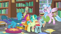 """Silverstream """"I just can't believe"""" S8E22"""