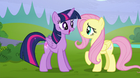 """Twilight """"what do you think will happen next?"""" S5E23"""