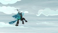 Winds push harder against Chrysalis S9E8