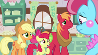 "Apple Bloom ""it must've been really hard"" S7E13"