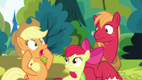 "Applejack ""our mother was a... Pear?!"" S7E13"