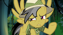 """Daring Do """"maybe even with one"""" S9E21"""