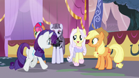 Lily Lace -you can thank Applejack- S7E9