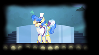 """Sapphire """"who all wants to hear a funny story"""" S4E19"""