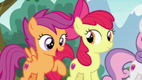 Scootaloo -that's what worked for us!- S7E21