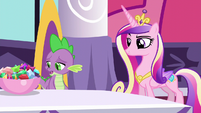 """Spike """"maybe I did get a little carried away"""" S5E10"""