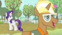 Trenderhoof 'The pony of my dreams' S4E13